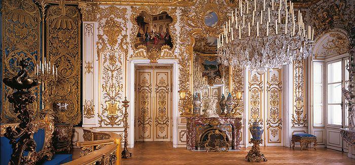 Bavarian Palace Department Linderhof Palace And Park Palace History Linderhof Palace Castles Interior Castle
