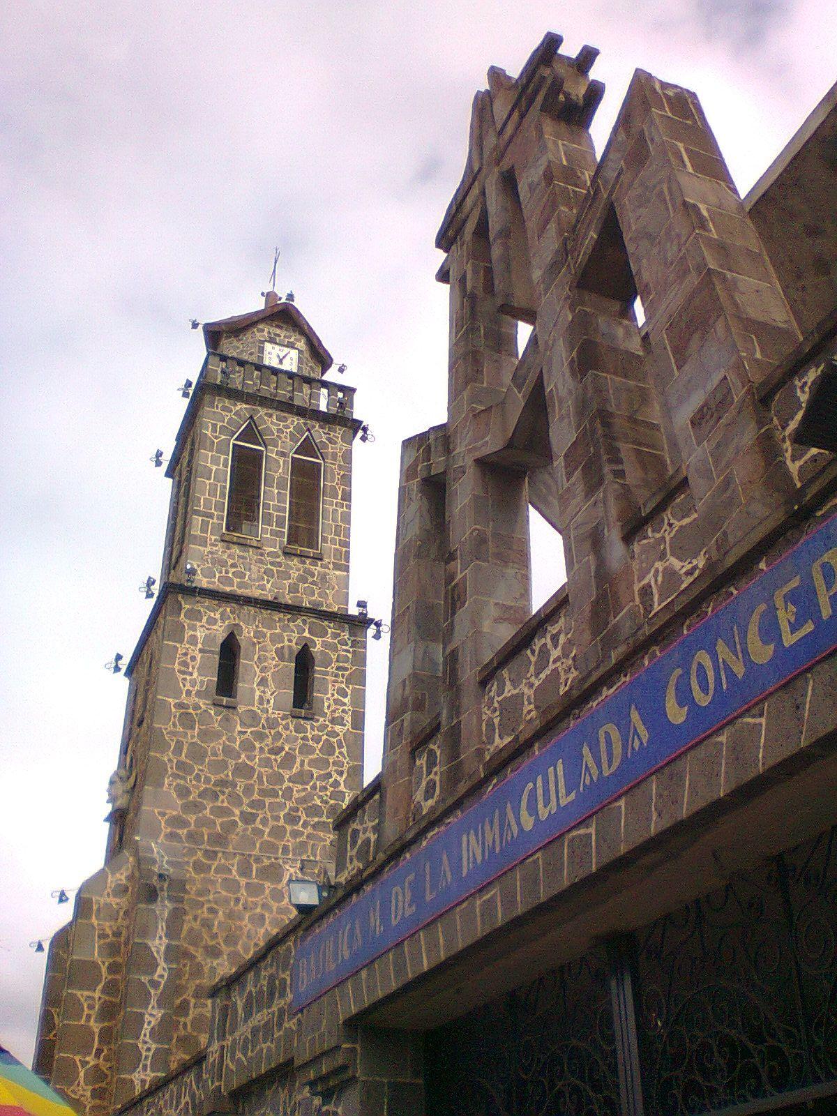 Basílica de la Inmaculada Concepción.