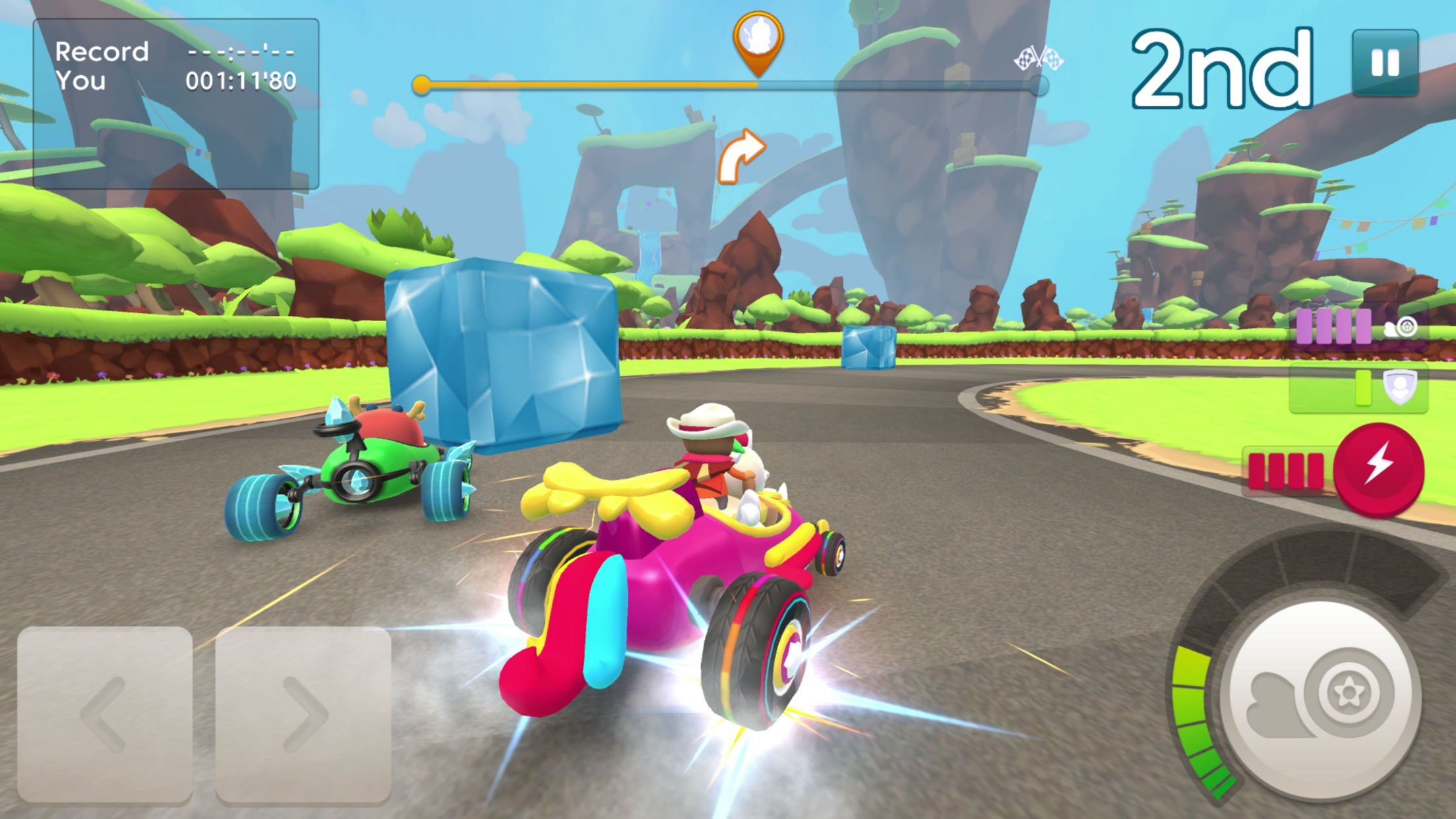Get Your Fill of Racing Action With Starlit On Wheels