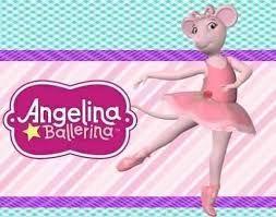 Resultado de imagen para angelina ballerina invitaciones gratis para imprimir