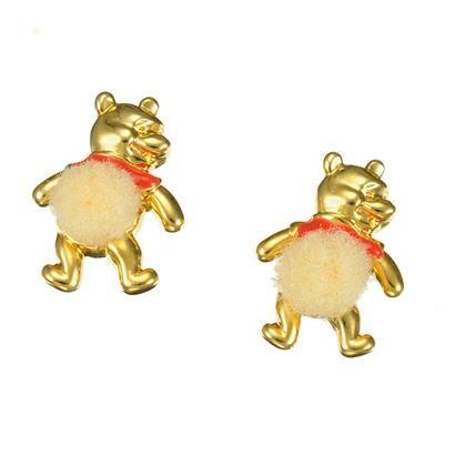 Winnie The Pooh Earrings