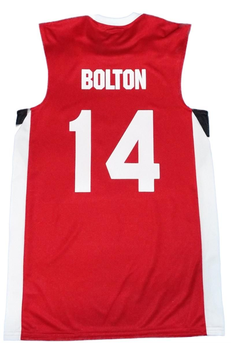 4847d4d46 High School Musical Red Basketball Jersey