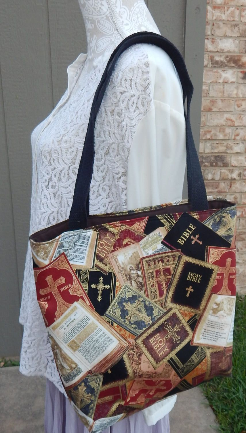 Holy Bible Therapist Bag