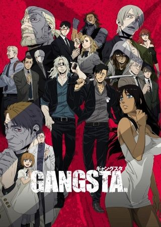Gangsta Pictures Myanimelist Net Gangsta Anime Anime L Anime