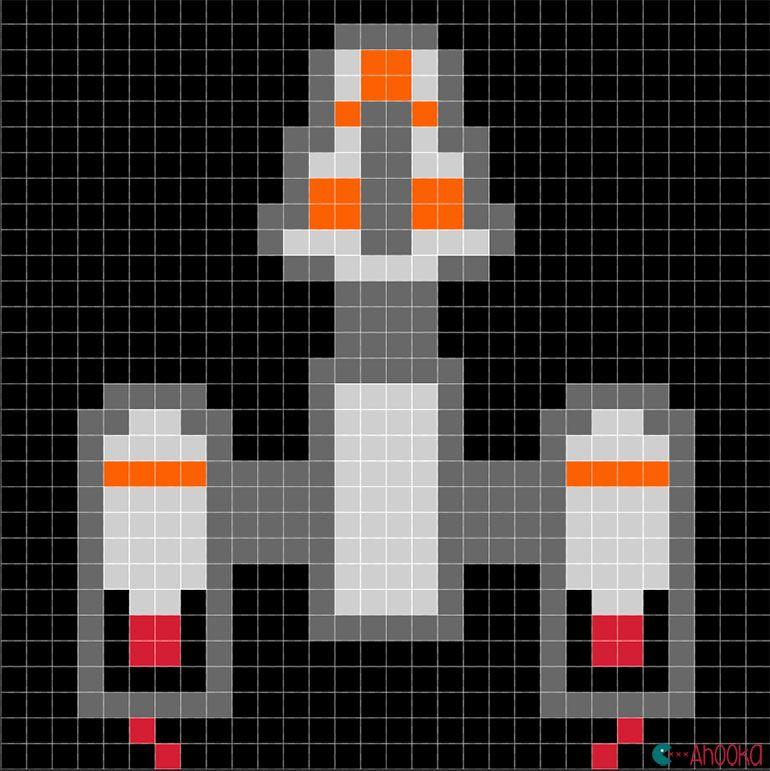 Star Wars Charts By Ahooka Star Wars Crochet Star Wars