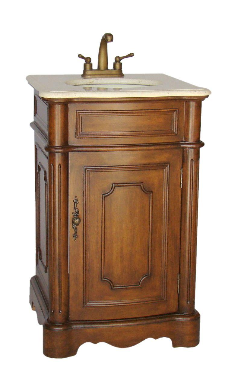 Adelina 21 Inch Pee Bathroom Vanity