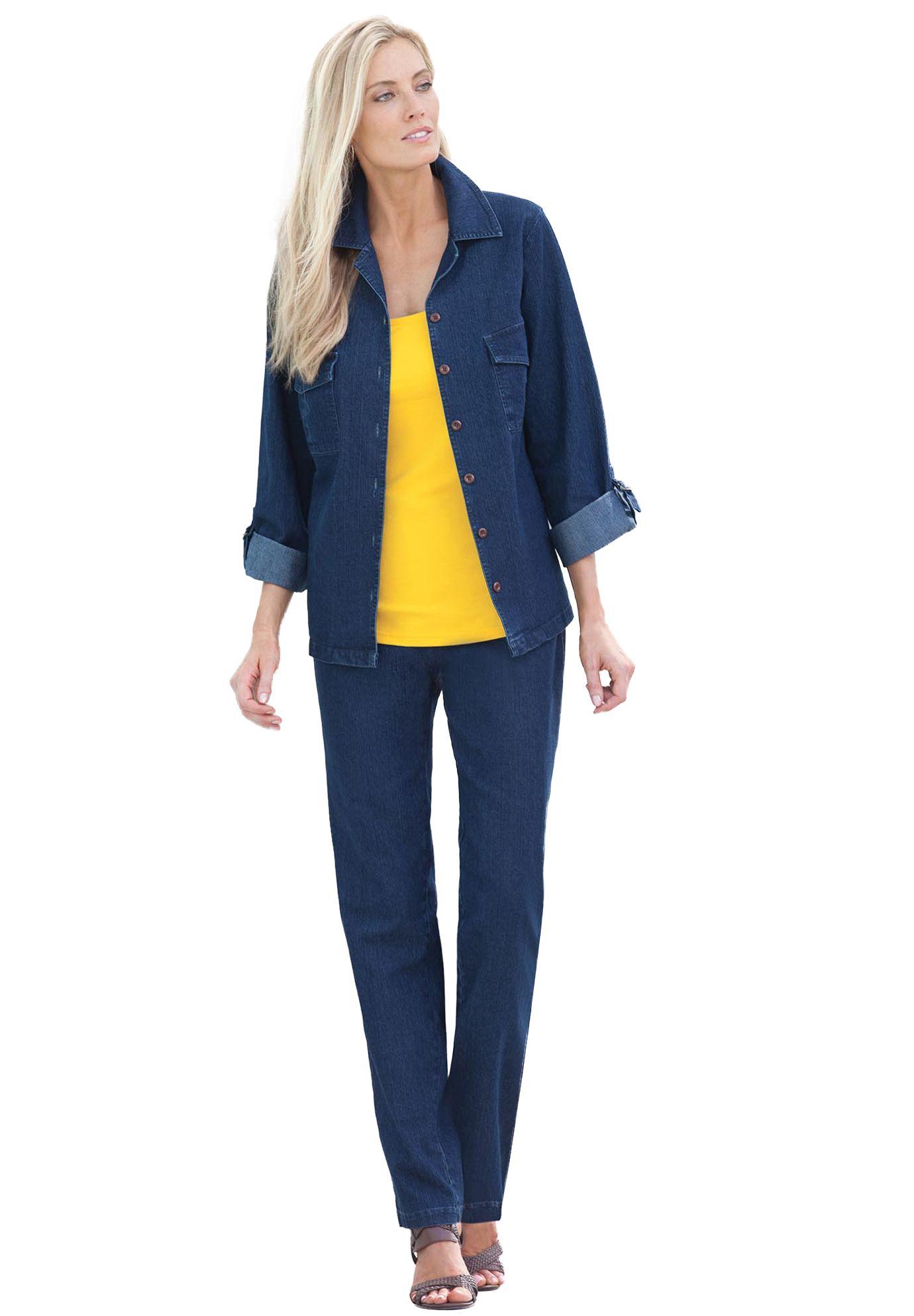 Women's Plus Size Suits & Separates | Jessica London