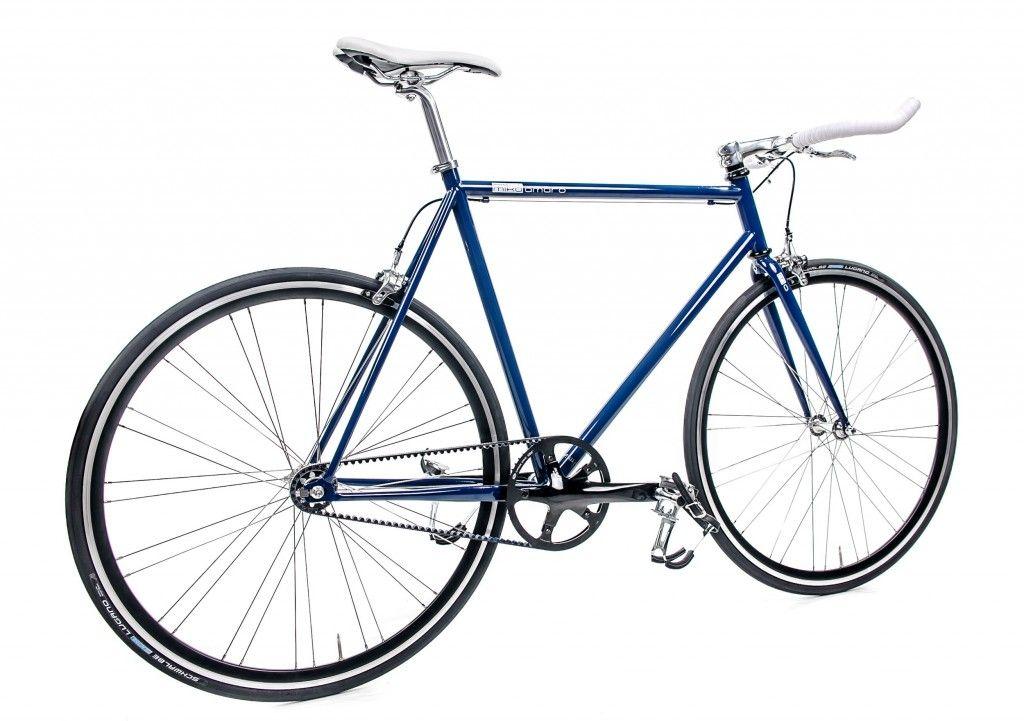 City Rider - Titanium single-speed bike from The Urban Bike | New ...