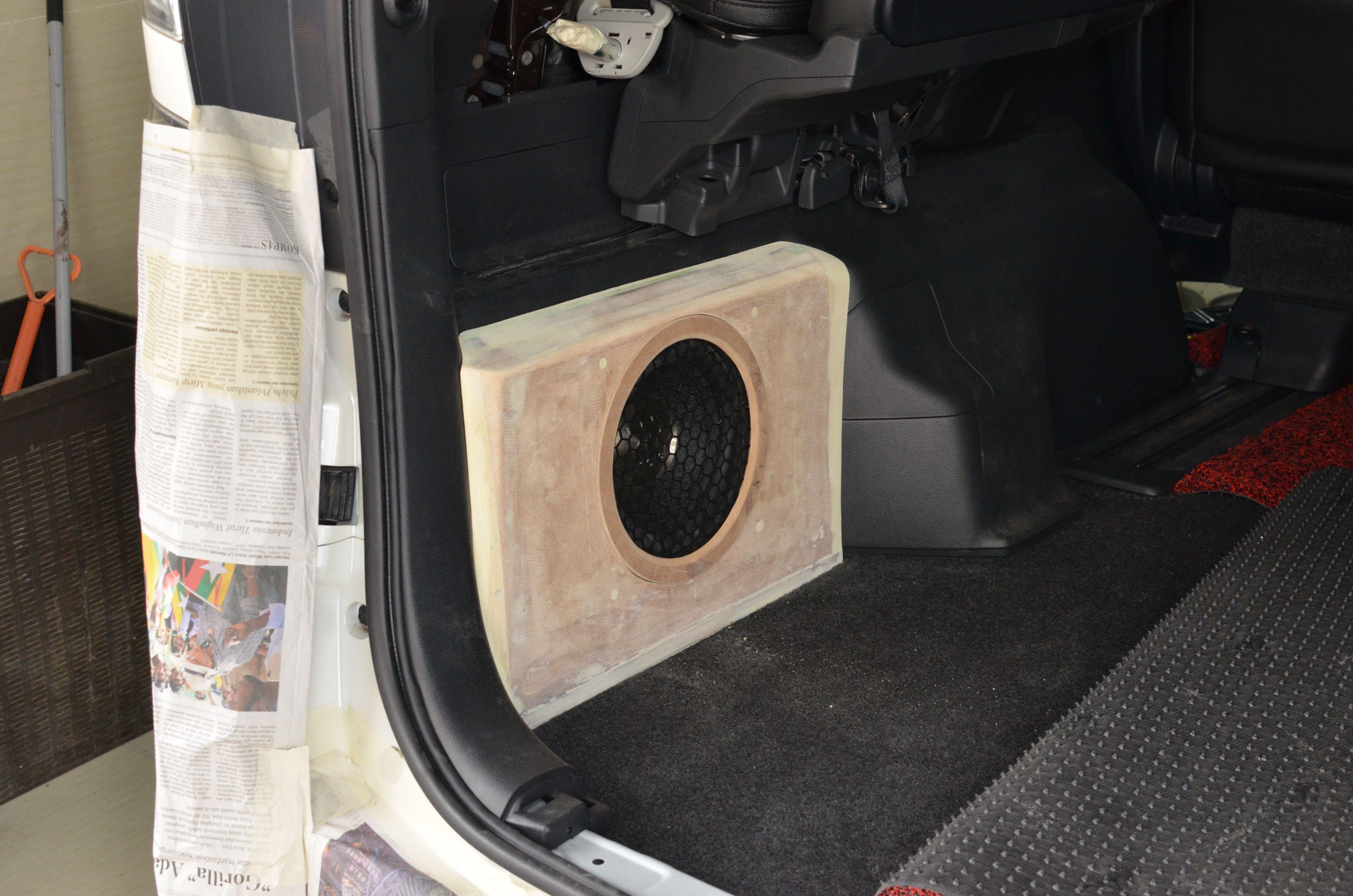 Compact Subwoofer Box Progress .cartens-audio.com & Compact Subwoofer Box Progress www.cartens-audio.com | Car ... Aboutintivar.Com