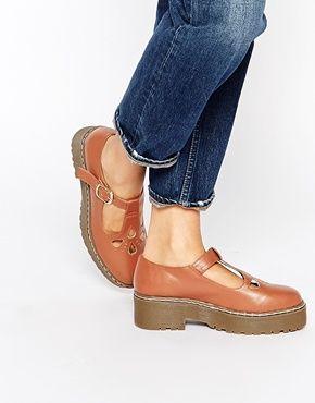 ASOS MONROE Flat Shoes
