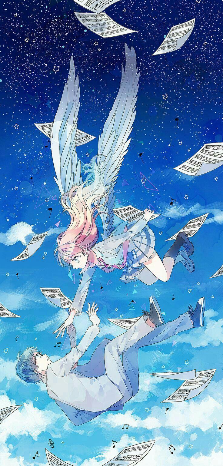 Kho Ảnh Anime - Phong Cảnh - #5. Anime