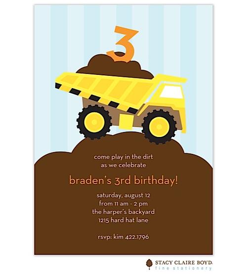 Loads of Fun Party Invitation Party invitations
