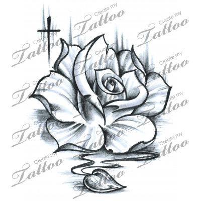 Pin By Chief On Tattoos Roses Drawing Rose Tattoo Design Rose Drawing Tattoo