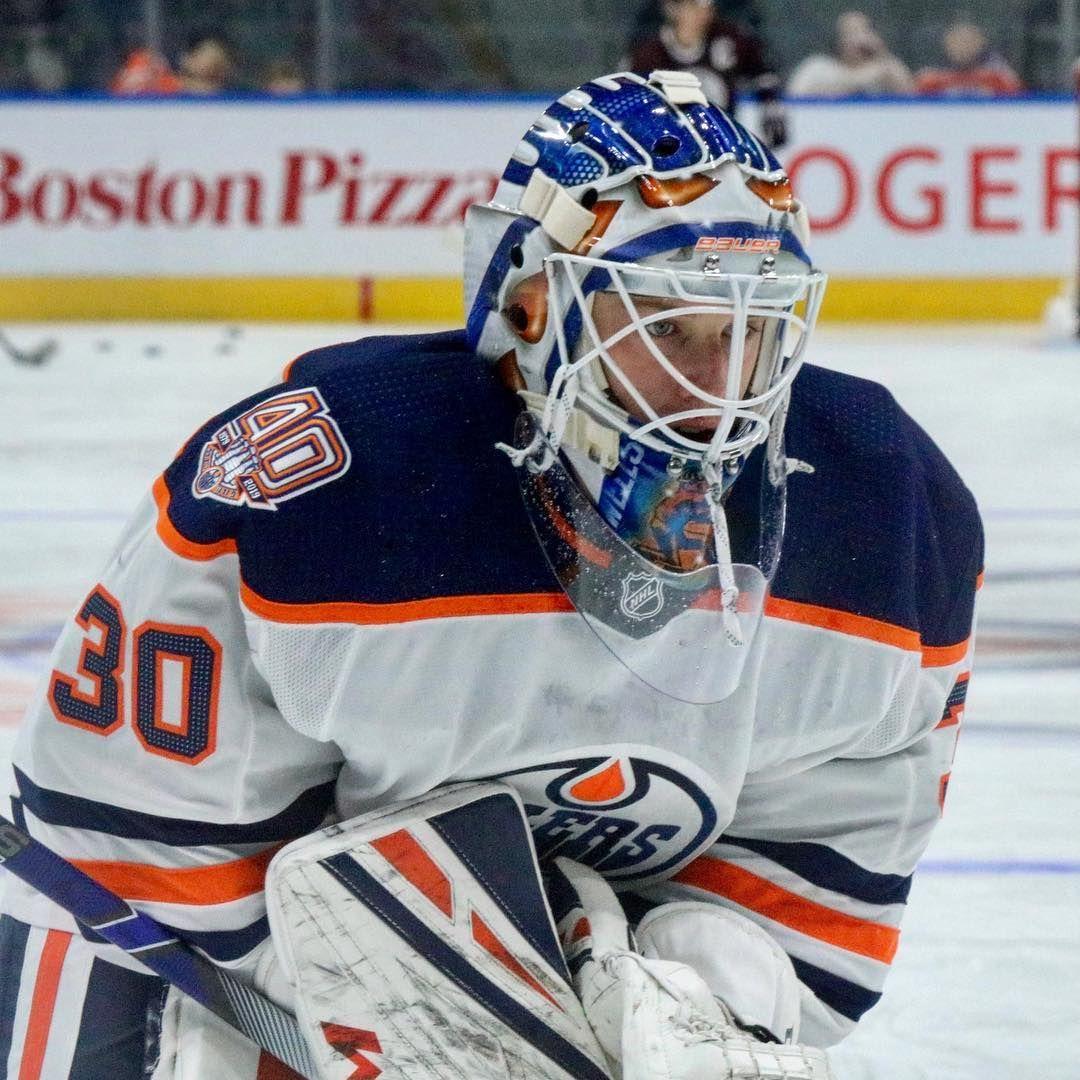 Best Nhl Goalie Mask Designs 2018 2019 Goalie Coaches Dylan Wells Edmonton Oilers Goalie Mask Goalie Edmonton Oilers