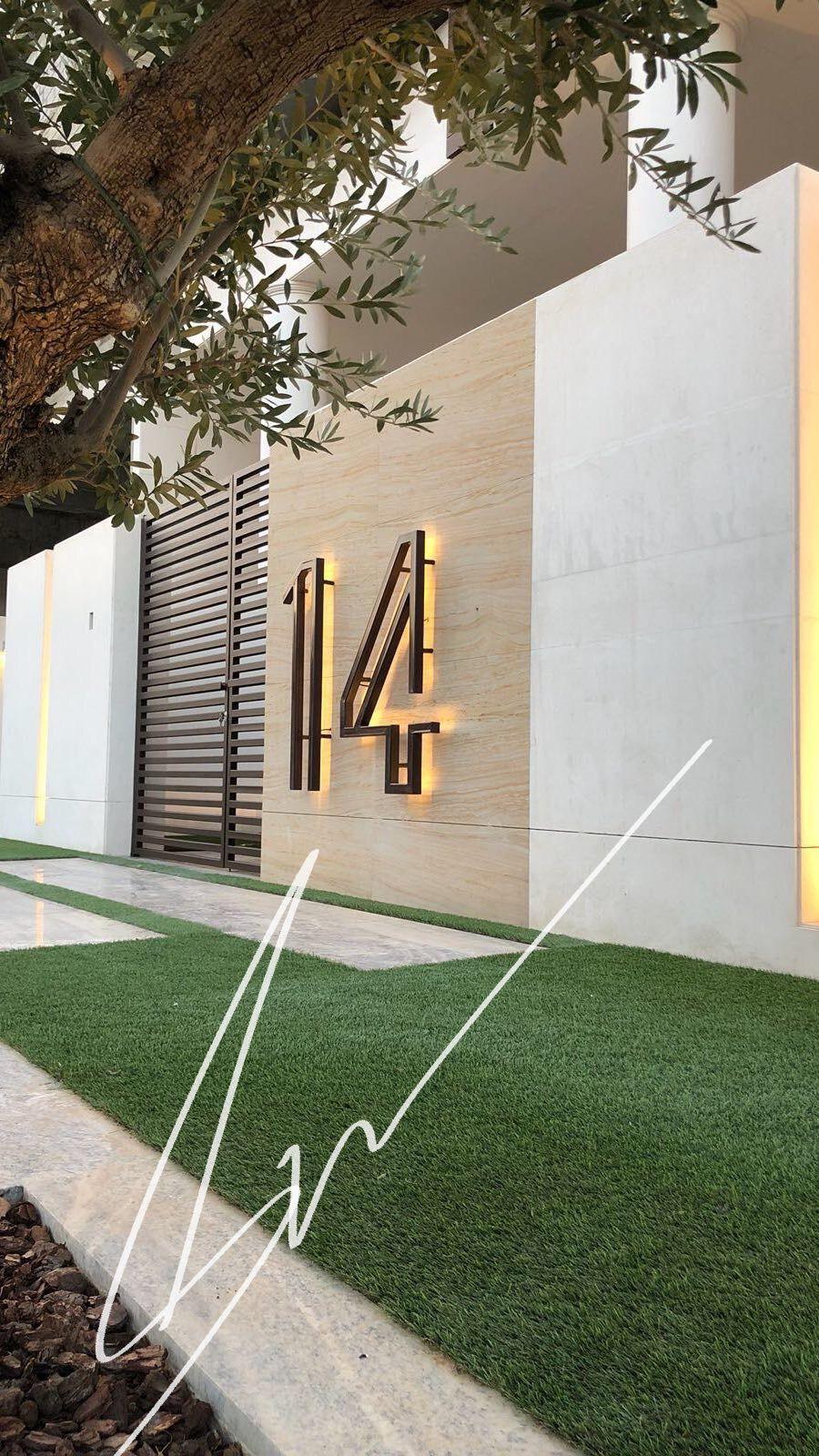 2018 年の private villa kuwait by sarah sadeq architects sign