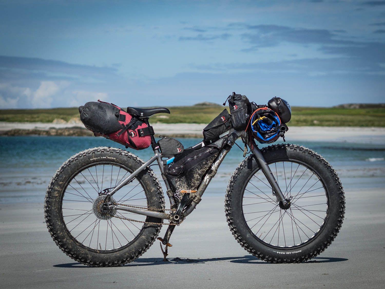 Bikerafting, A Beginner's Guide to Bikepacking and
