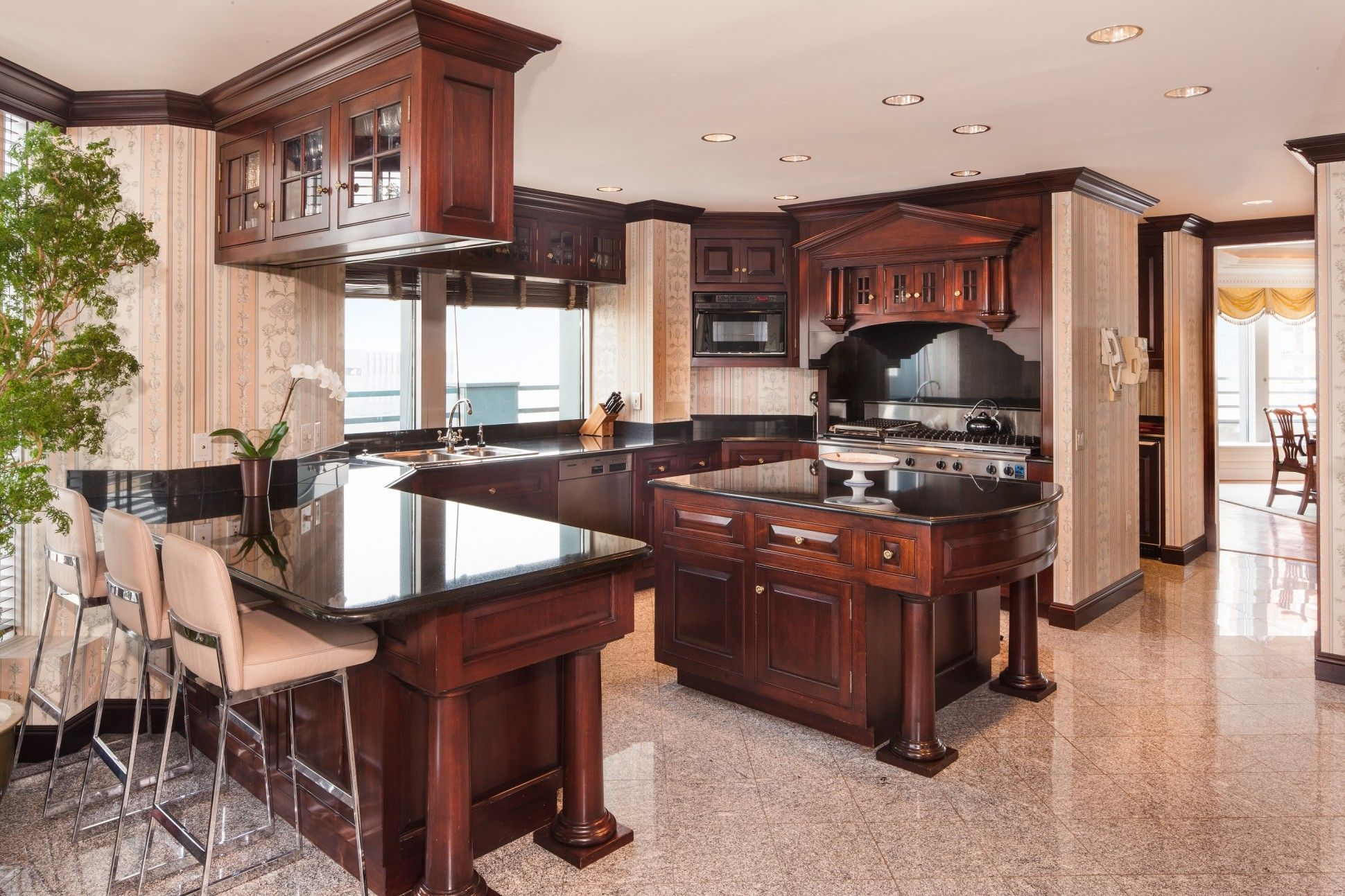 inside luxury kitchens kitchen best expensive kitchen cabinets images home design - Inside Luxury Kitchens