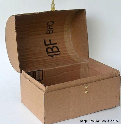 How To Decorate A Treasure Box 0E9D9A4151C6E 424X434 83Kb  Organizadores  Pinterest  Box