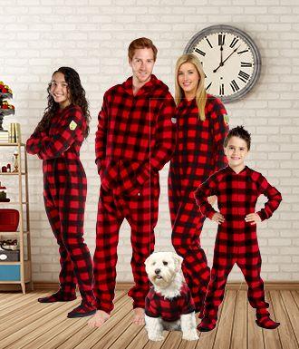 Family Christmas Pajamas Canada.Snug As A Bug Family Pjs Who Knew Family Christmas