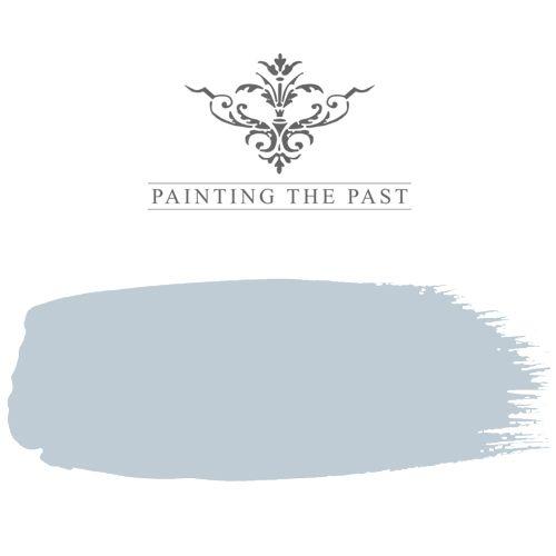 Kleurnummer P81 Swedish Blue Met Deze Proefpotjes Van Painting The Past U De Verf Proberen