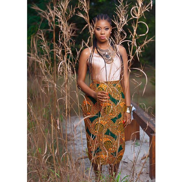 Sophia Momodu Photography: TCD Photography Makeup: Anita Brows Styling: Harvella Styles
