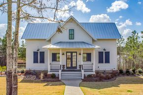 Plan 130006LLS: Cheerful Farmhouse House Plan