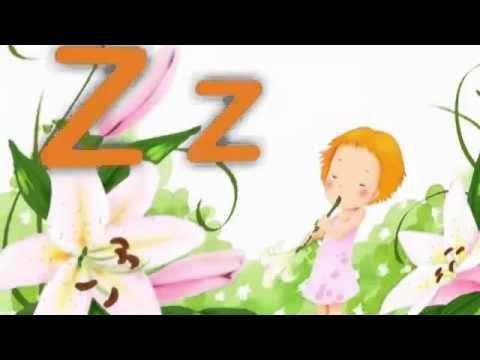 ▶ Alfabeto en español Canciones Infantiles 2014 - YouTube
