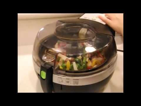 how to cook chicken in actifry