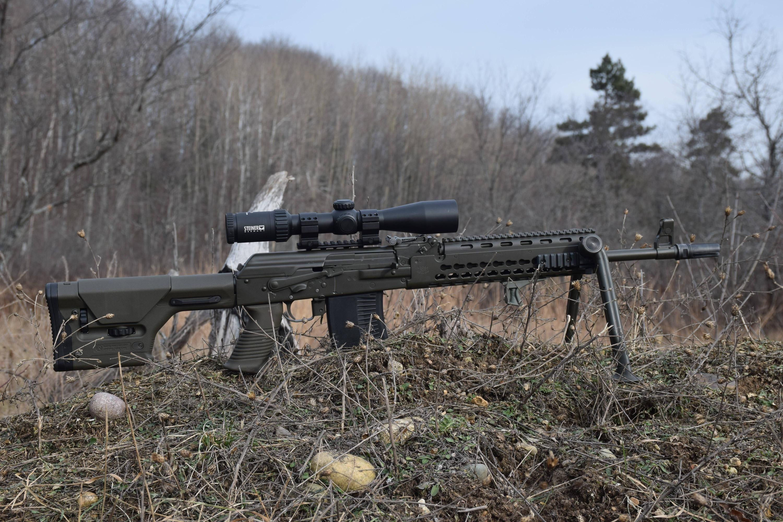 "Big Green Vepr/Krebs Custom KV-13 ""AK DMR"""