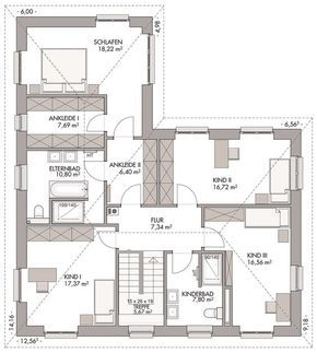 winkelstadtvilla als mehrgenerationenhaus eco system haus pinterest haus haus. Black Bedroom Furniture Sets. Home Design Ideas