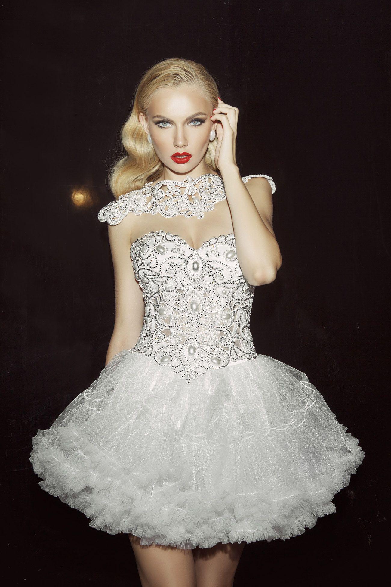 Fall 2014 646 bridal gowns dresses little white dresses