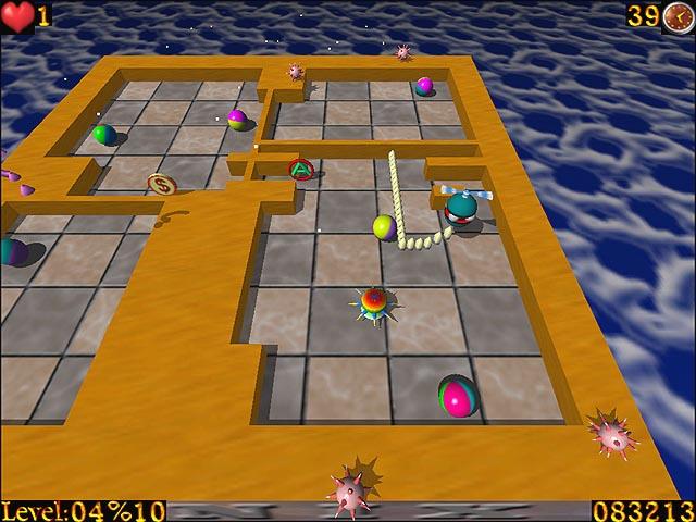 تنزيل لعبة Airxonix المميزة بتصميم ثلاثي الأبعاد خرافية Games Old Things Kids Rugs