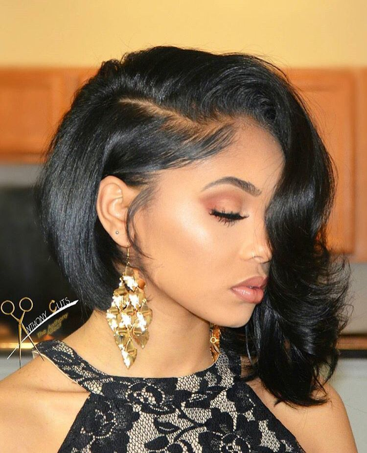 Pin by Michaela ಌ on Mane Attraction!!! | Black girl prom ...