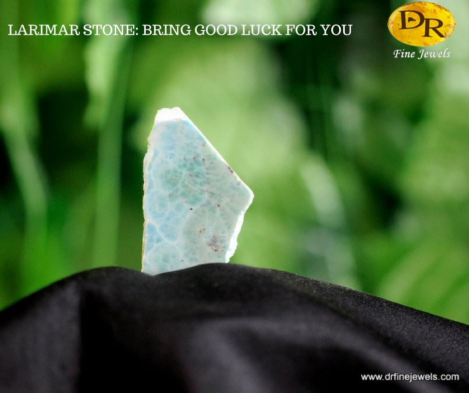 How To Bring Good Luck larimar stone: bring good luck for you larimar has many benefits