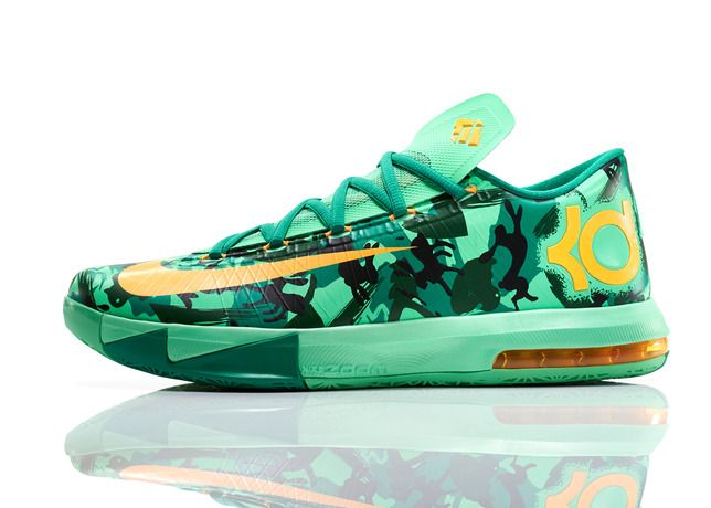 best sneakers 439cd 2060a The Nike KD VI