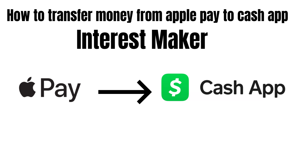 How To Transfer Money From Apple Pay To Cash App Detail Guide In 2020 Financial Stress Money Problems Money