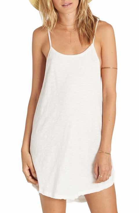 72adec4a1a Billabong Beachy Ways Cover-Up Tank Dress | What I like | Dresses ...