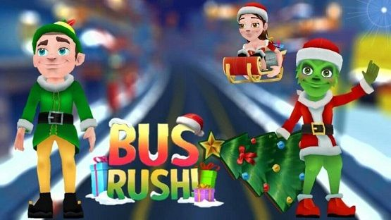 bus rush game play