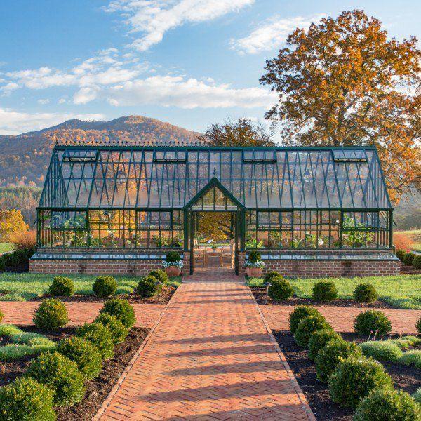 Bei so vielen Glas- und Gewächshäusern ist es unserer Meinung nach nur fair, dass … – Zu Pflanzen & Blumen/ Gärten/ Wege