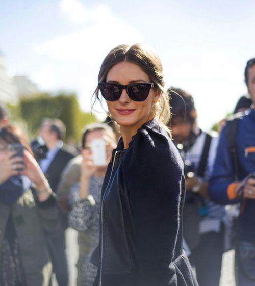 Olivia Palermo at Christian Dior, Spring 2013