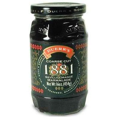 Duerr's Coarse Cut 1881 Seville Orange Marmalade 16oz for only $11.69 You save: $17.05 (59%)