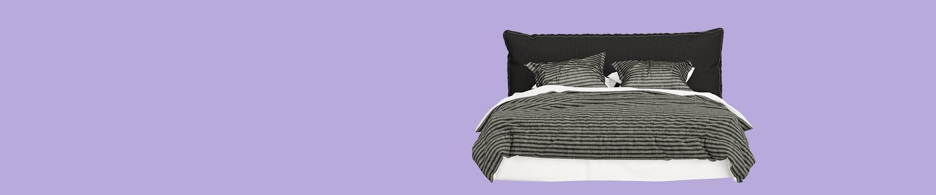 Beli perlengkapan kamar tidur, kamar tidur minimalis, dan lain-lain dengan murah dan berkualitas seperti kasur busa, bed cover, sprei serta selimut dan springbed Anda di KindleCup, belanja nyaman, jaminan uang kembali, dan pengiriman cepat.