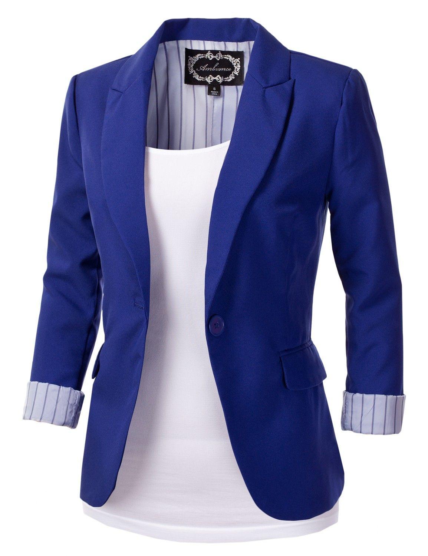 Blue Blazers Ladies !!! | Blazers | Pinterest | Blue Blazers Blazers And Bright