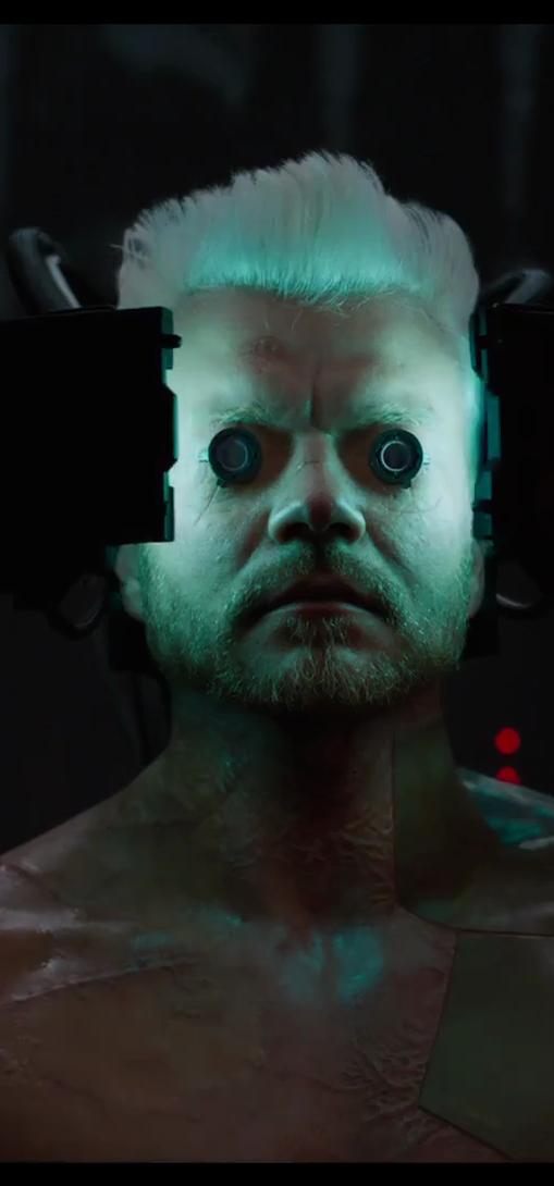Batou Ghost In The Shell 2017 Ghost In The Shell Ghost Cyberpunk