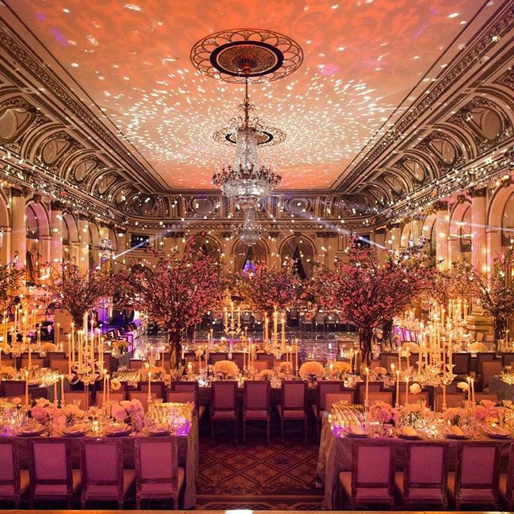 Beautiful event at the Plaza Hotel (With images) Wedding