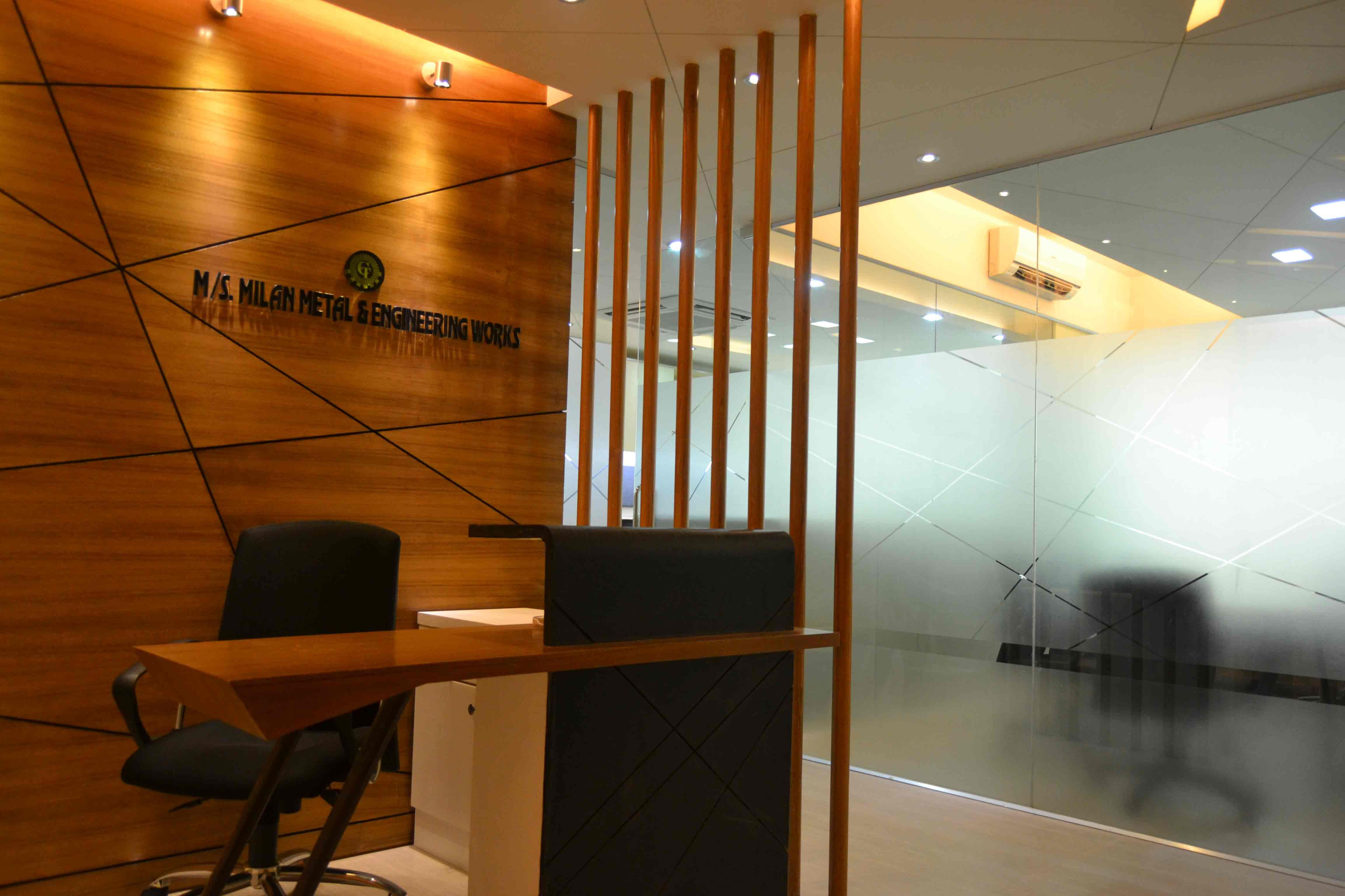 For Modern Office Design,trends,services,ideas,lay Out U0026 Blog Visit Zero  Inch Interioru0027s Ltd. Contemporary Meeting ,reception,workstation For Office  Design.