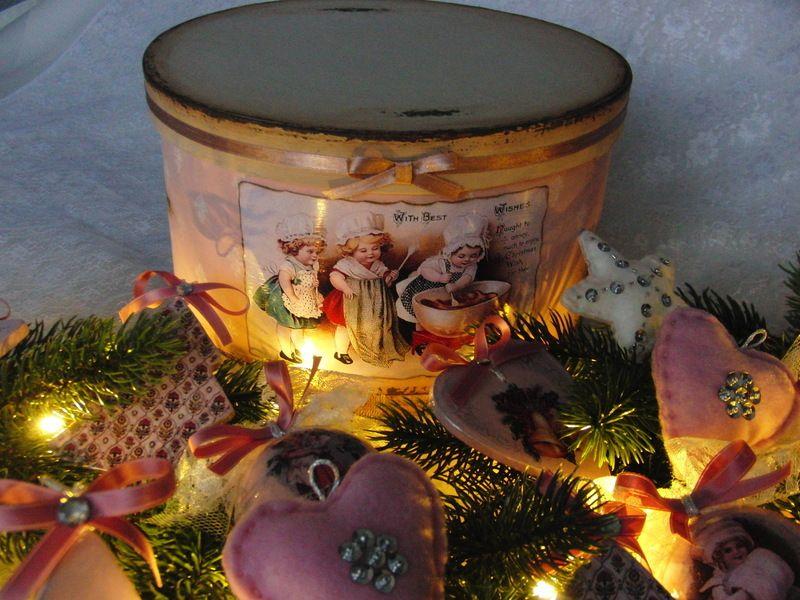 30 teiliges vintage weihnachtsdeko von vintage shop auf vintage weihnachtsdeko - Vintage weihnachtsdeko ...