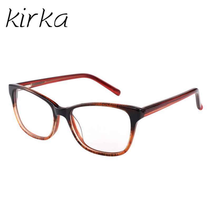 Kirka Fashion Reading Eyeglasses Optical Glasses Frames Glasses ...