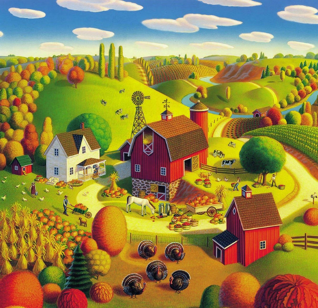 pinturas-naif-famosas | pinturas | Pinterest | Famosos, Pinturas y ...