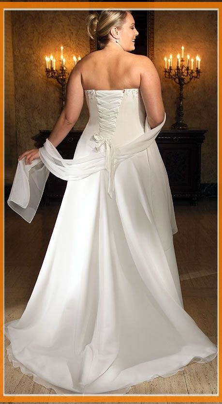 Gorgeous Plus Wedding Gowns Wedding Dresses Beautiful
